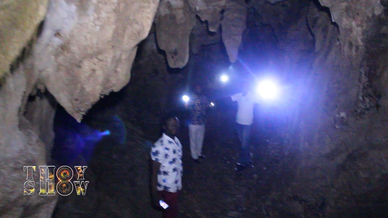 Download Grotte Calbascier (Baradères , Haïti)