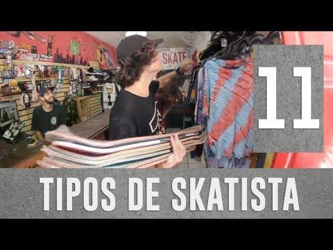 Tipos de Skatista 11