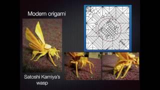 """folding A New Tomorrow: Origami Meets Math And Science,"" Thomas Hull"