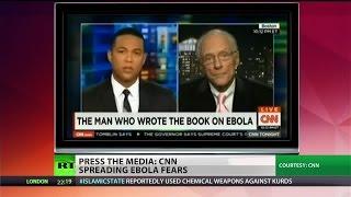 Press the Media: CNN, Fox let fear run wild