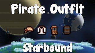 Pirate Outfit - Starbound Guide - Gullofdoom - Guide/Tutorial - BETA