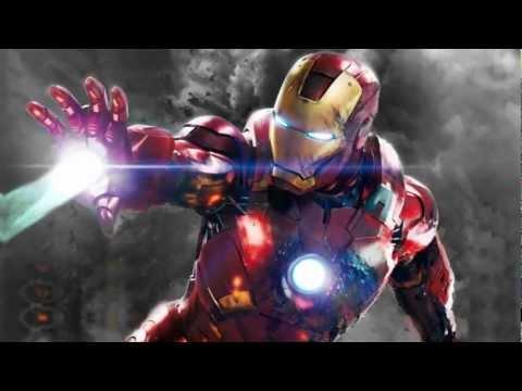 Iron Man Animated Wallpaper http://www.desktopanimated.com/