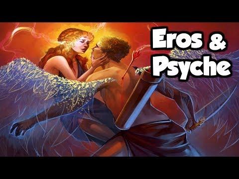 Eros: The God of Love & The Story of Eros & Psyche - (Greek Mythology Explained)