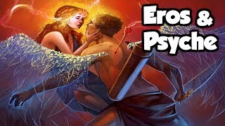Eros: The God of Love & Tнe St๐ry oḟ Eŗos & Psỳche - (Greek Myth๐l๐gy Explained)