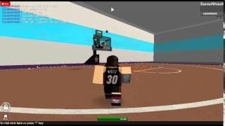 ROBLOX - Dante White wants people to join UBL (Ultimate Basketball League!) 2014