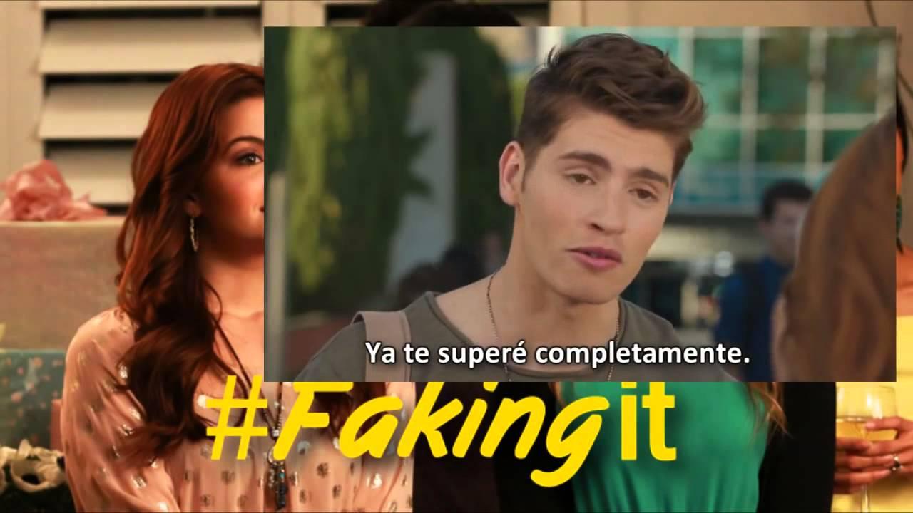 Download FAKING IT (T3) -  Tercera Temporada   Temporada 3 Trailer Oficial SUBTITULADO HD