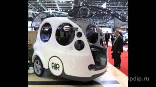 видео Пневматический автомобиль tata airpods