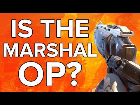 Black Ops 3 In Depth: Is The Marshal 16 OP? (OPINION)