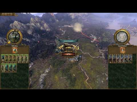 Total War  WARHAMMER   Realm of the Wood Elves   Campaign Let's Play |