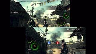 (Tutorial)Rotten egg glitch-Resident Evil 5-Free Unlimited Gold egg w/Commentary Xbox 360