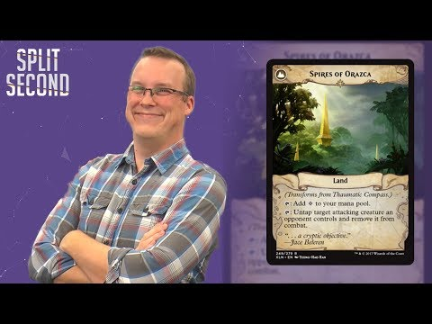Ixalan Previews - Huatli, Warrior Poet, Wakening Sun's Avatar & more! - Split Second