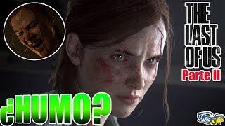 TLoU 2: ¿Primer teaser fue HUMO? - ¿Ellie tiene fuerza sobre humana por el hongo? | SQS