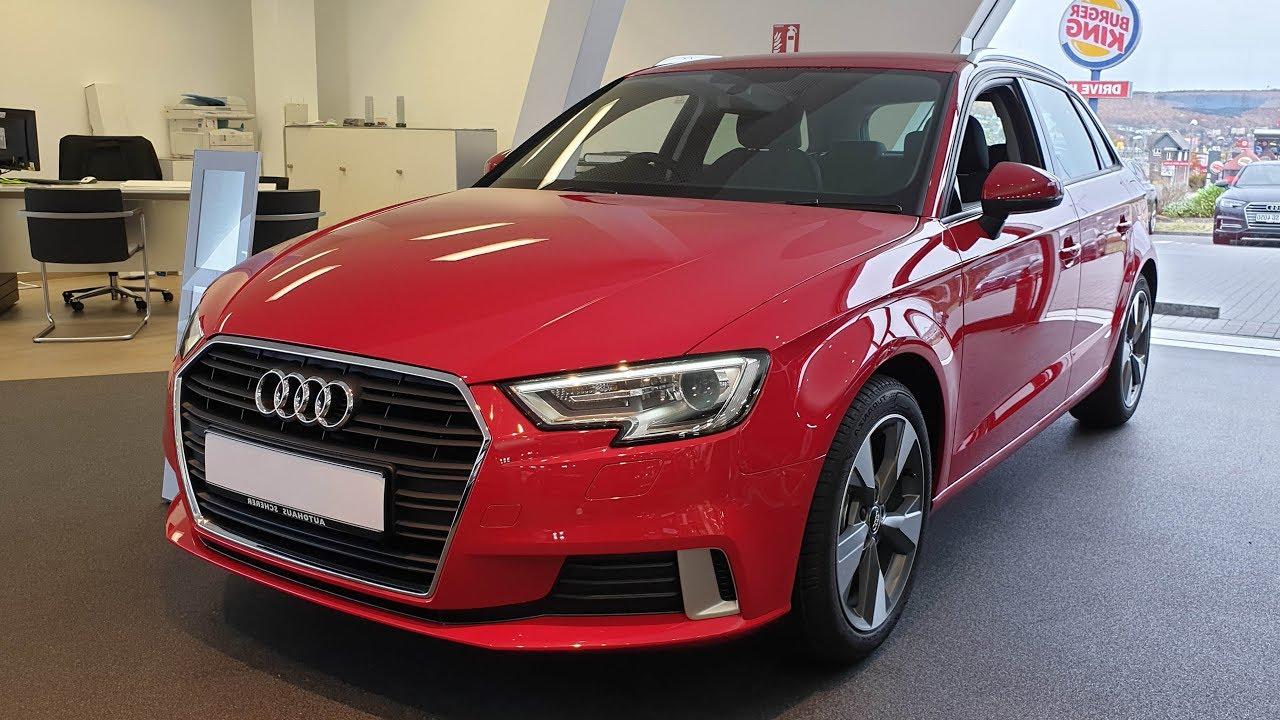 2019 Audi A3 Sportback Sport 30 Tfsi Audiview Youtube