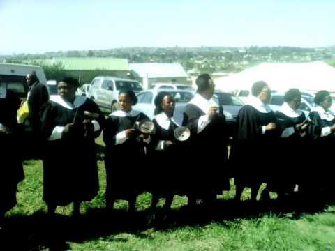 Presbyterian Church of Africa Mount Frere 2016 Badibanise