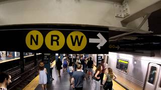 ⁴ᴷ The Busiest NYC Subway Station: Times Square–42nd Street/Port Authority Bus Terminal