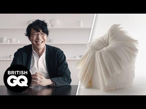 Japanese Designer Oki Sato On His Playful Approach To Design   Braun   British GQ