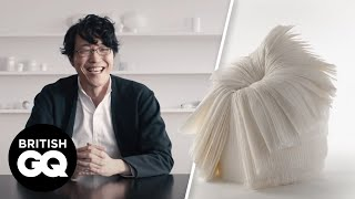 Japanese Designer Oki Sato On His Playful Approach To Design | Braun | British Gq