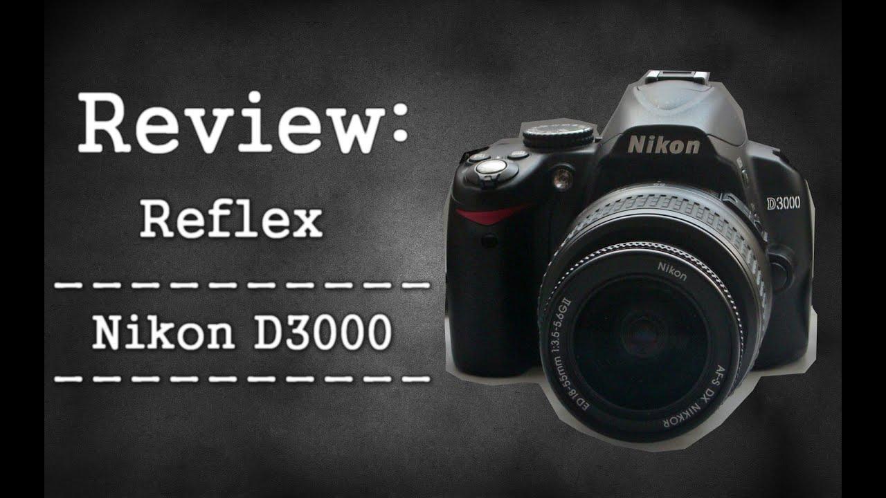 Review nikon d3000 reflex test youtube review nikon d3000 reflex test baditri Images