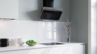 Кухонная вытяжка ELEYUS LANA 700 NEW - видео обзор вертикальной вытяжки