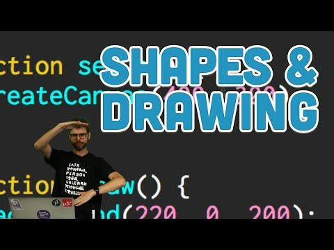 1.3: Shapes & Drawing