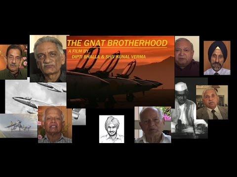 The Gnat Brotherhood [PART 1/2]:  A film by Dipti Bhalla & Shiv Kunal Verma: India's Sabre Slayers