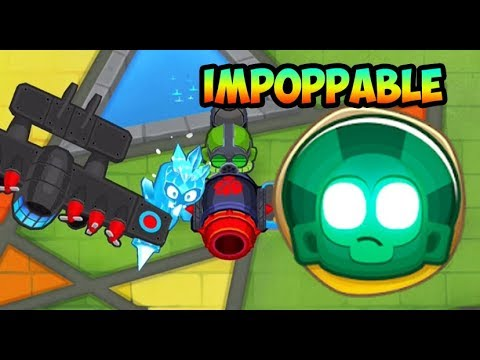 Bloons TD 6 - Cubism Impoppable