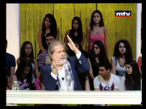 Talk Of The Town 26/10/2012 - Marcel Khalife