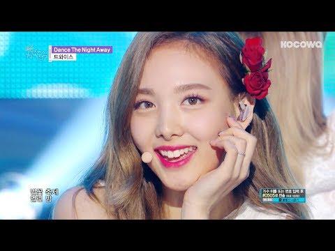 TWICE - Dance The Night Away [Show! Music Core Ep 597]