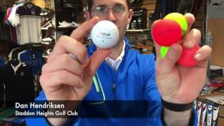 Volvik S4 & Vivid golf ball review