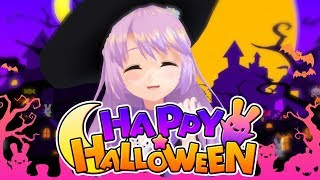 【歌ってみた】むにひめ*『Happy Halloween』【MMD】