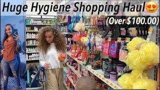 Huge Hygiene Shopping Haul! (Treat Yourself Sis)????
