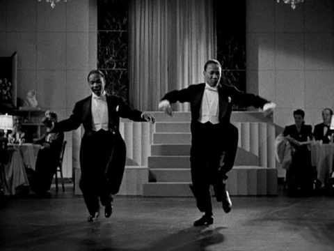We Sing and we Dance .. The Nicholas Brothers.