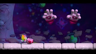 Kirby and the Rainbow Curse final boss タッチ!カービィ スーパーレ...