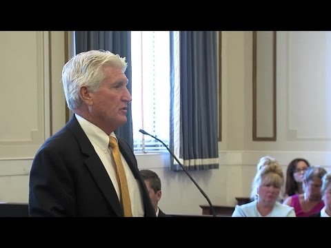 Ray Tensing retrial: Defense attorney Stew Mathews delivers closing arguments