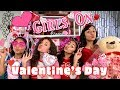 Girls On Valentine's Day - ft. Scarlet Spencer from Nickelodeon Cousins For Life // GEM Sisters