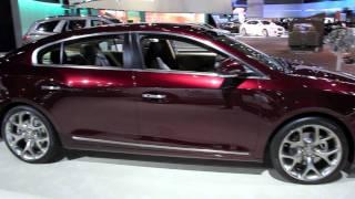 Buick LaCrosse GL Concept 2011 Videos
