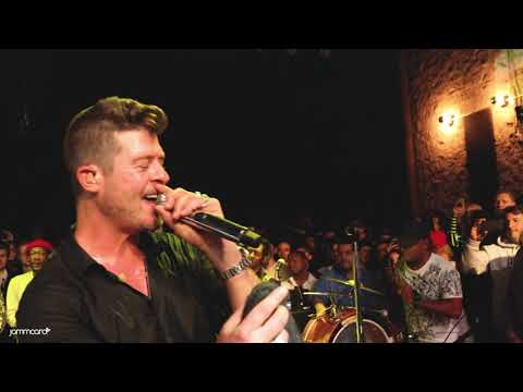 Jammcard Presents: Robin Thicke LIVE at the #JammJam - Lost Without U