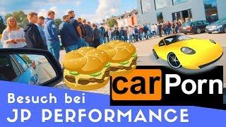Zu Besuch bei Big Boost Burger und der JP Performance GmbH! #Carporn