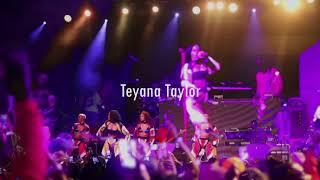 Teyana Taylor KTSE tour