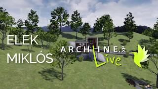 Visuals by Miklos Elek - ARCHLineXP Live 2020