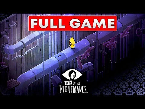 VERY LITTLE NIGHTMARES Gameplay Walkthrough Part 1 Full Game - No Commentary [iOS 1080p HD]