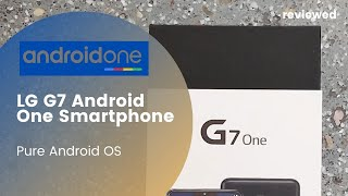 LG G7 Android One📱| Unboxing Goodness