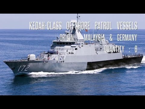 ROYAL MALAYSIAN NAVY (LIST OF EQUIPMENT 2017)