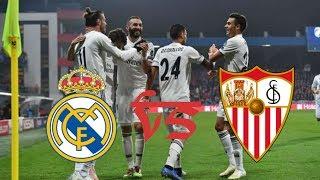 Real Madrid Vs Sevilla Highlights | LaLiga Santander | FIFA 19 | Valar Gameris