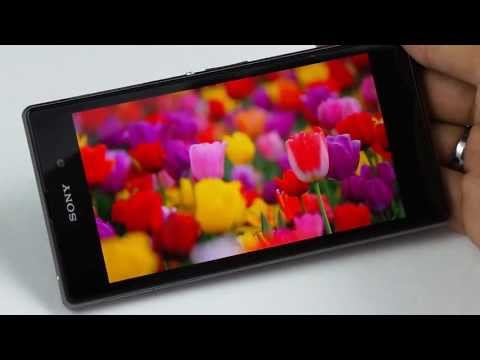 Top 5 Xperia Z1 Features