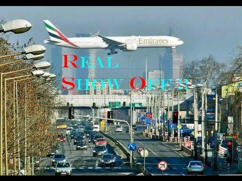 Emirates: HelloJetman Updated | Emirates A380 and Jetman Dubai Formation Flight best of 2016 | Air