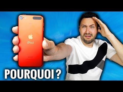 Le Pire Produit Inutile Apple 2019 ? (iPod Touch 7)