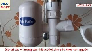 Máy lọc nước mini cao cấp Purifier water