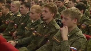 «Факультет военного обучения – лицо университета»