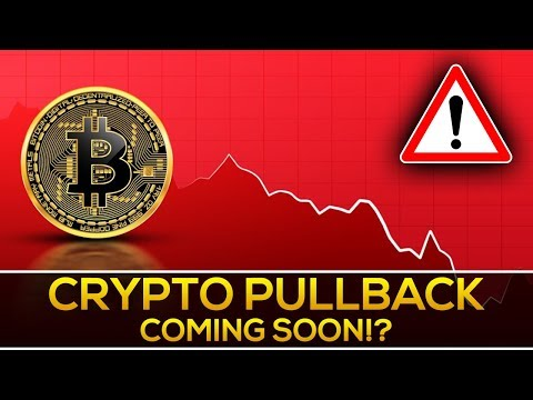 Crypto Pullback Soon? (Don't BE SCARED, But Be PREPARED!)